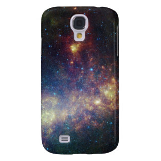 Infrared portrait revealing the stars and dust galaxy s4 case