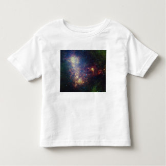 Infrared portrait revealing the stars and dust shirts