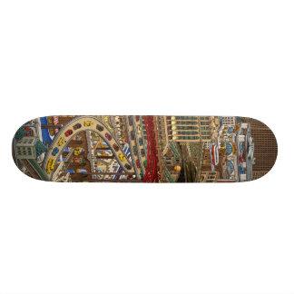 INFRASTRUCTURE SKATE BOARD DECK