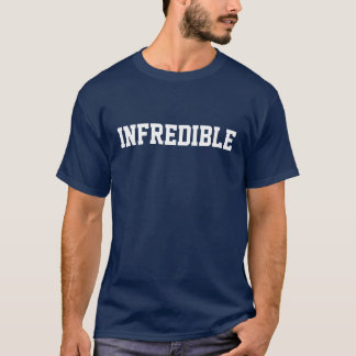 INFREDIBLE - Fred Jackson Buffalo Bills #22 --DARK T-Shirt