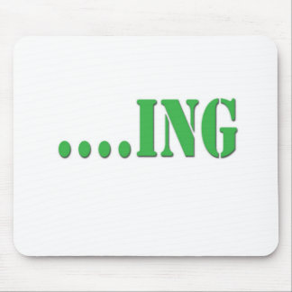 ING MOUSE PAD