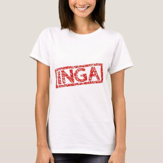 Inga Stamp T-Shirt
