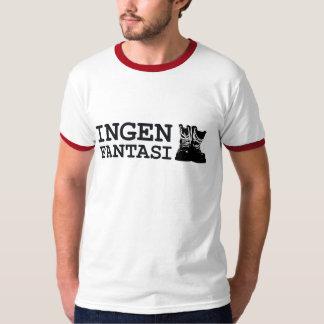 Ingen Fantasi - Oiense Punk T-Shirt