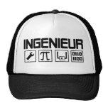 ingenieur icon trucker hats
