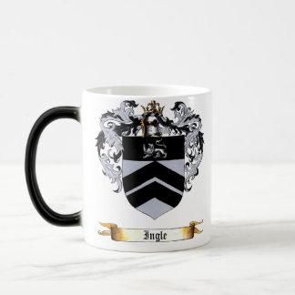 Ingle Shield of Arms Coffee Mug