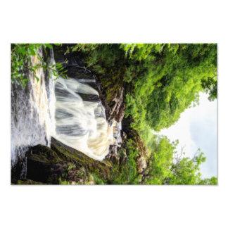 Ingleton Falls, Yorkshire Photo Print