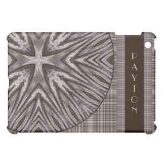 Ingrained Mandala Custom iPad Case