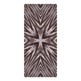 Ingrained Mandala Rack Card