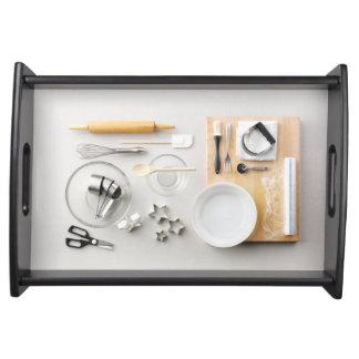 Ingredients & Tools 1 Serving Tray