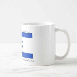 Inhabitants of Jerusalem Basic White Mug