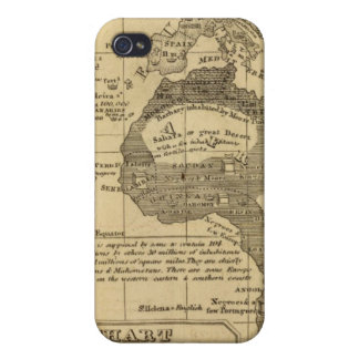 Inhabited World iPhone 4 Cover