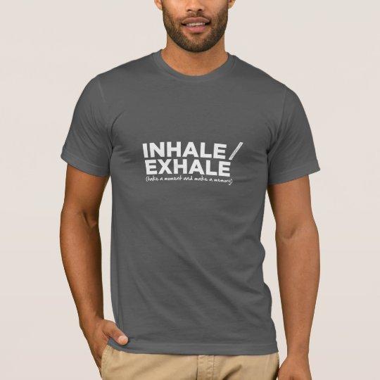 Inhale/Exhale T-Shirt