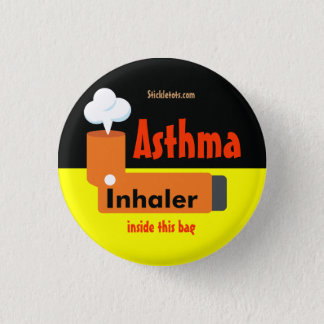 Inhaler Button