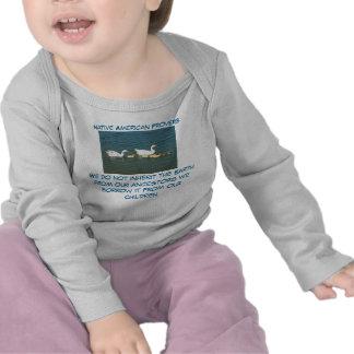 inherit the Earth infant shirt