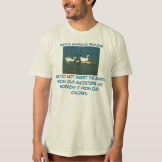 inherit the Earth mens shirt