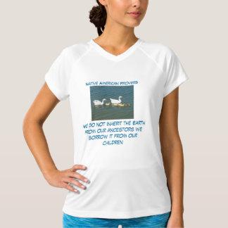 inherit the Earth womens shirt