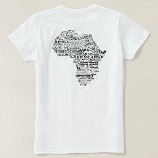 Inheritance of Israel (Back) T Shirts
