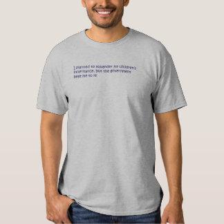 Inheritance Shirts