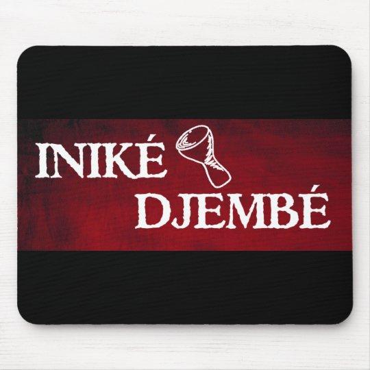 Iniké Djembé Mousepad for Djembé of player