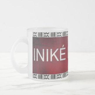 Iniké Djembé - The coffee mug for Djembé of player