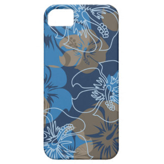 Iniki Point Hawaiian Hibiscus iPhone 5 Cases