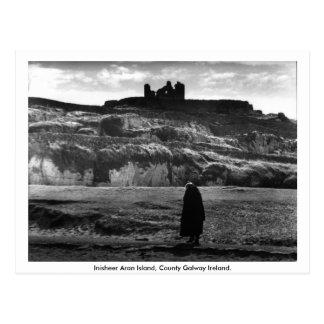 Inisheer Aran Island, Co. Galway Ireland Postcard