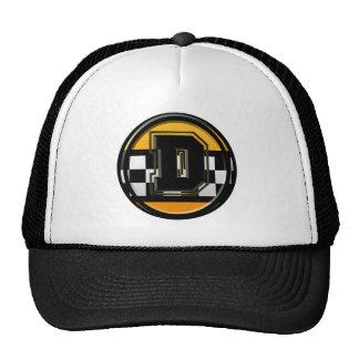 Initial D taxi driver Cap