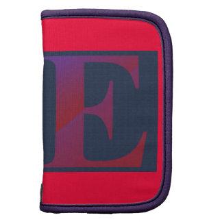 """""""Initial E Rickshaw Folio"""" Planners"""