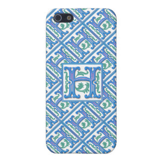 Initial H Monogram Case For iPhone 5