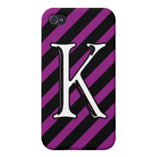 Initial K Cases For iPhone 4