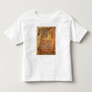 Initial page from the Lichfield Gospels, c.720 Toddler T-Shirt