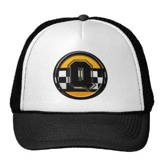 Initial Q taxi driver Trucker Hat