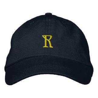 """INITIAL """"R"""" Designer Cap"""