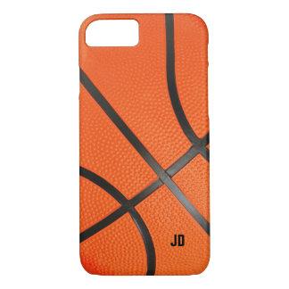 Initials Basketball | Sport Gift iPhone 7 Case