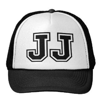 """Initials """"JJ"""" Monogram Cap"""