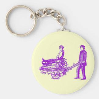 Initiating Apparatus Keychain
