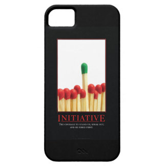 Initiative Motivational Parody Case iPhone 5 Cases