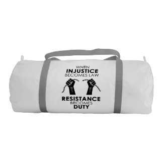 Injustice Duffel Bag Gym Duffel Bag