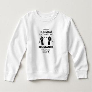 Injustice Toddler Sweatshirt