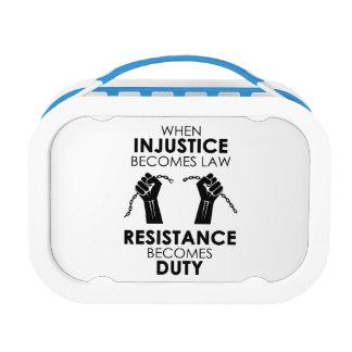 Injustice Yubo Lunchbox