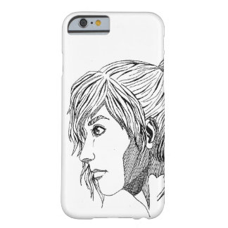 Ink Artwork Phone Case Barely There iPhone 6 Case