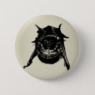 Ink Bat 6 Cm Round Badge