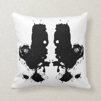 ink blot 5-(c-K) BLANK Cushion