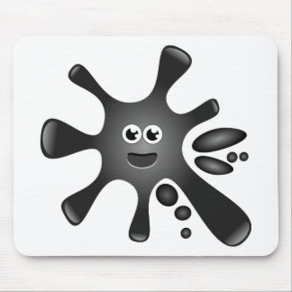 Ink Blot Mouse Pad