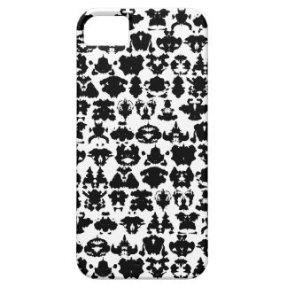 ink blots iPhone 5 covers
