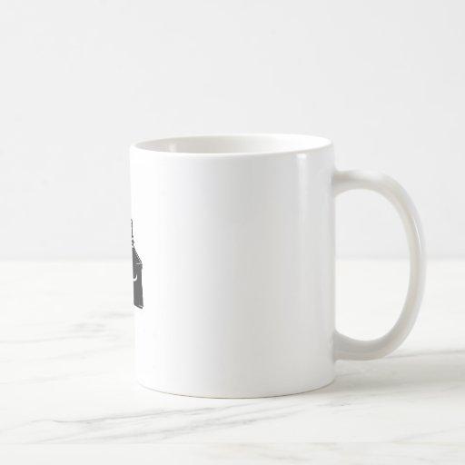 Ink Bottle Basic White Mug