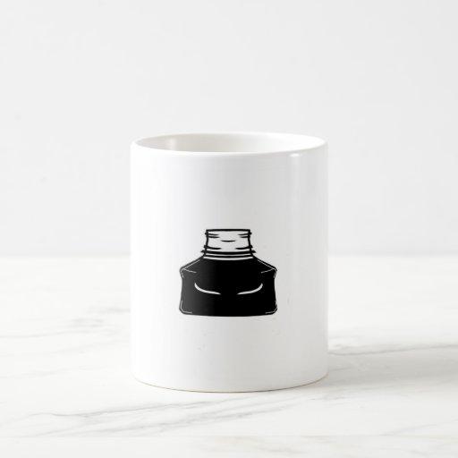Ink Bottle Classic White Coffee Mug