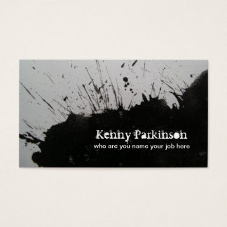 ink business card