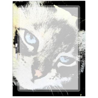 Ink Cat Large Dry Erase Board