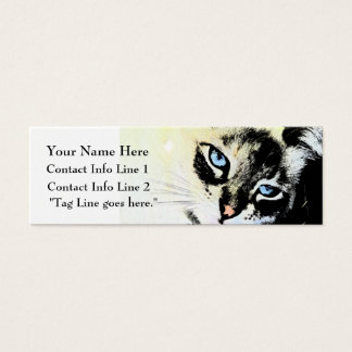 Ink Cat Profile Card